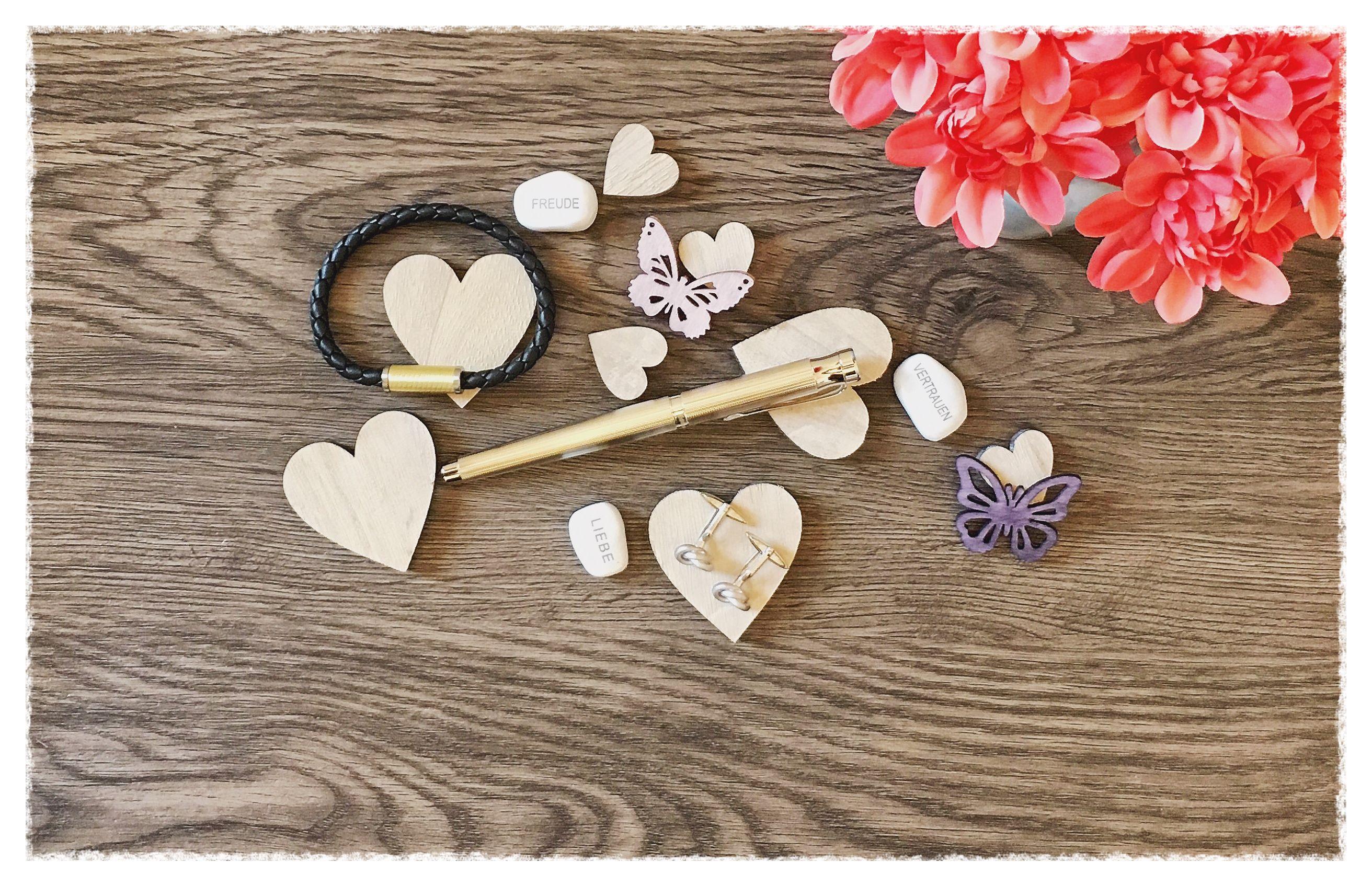 Valentinstag - nicht nur ein Fest für die Frauen. Unsere Geschenkideen für Männer.
