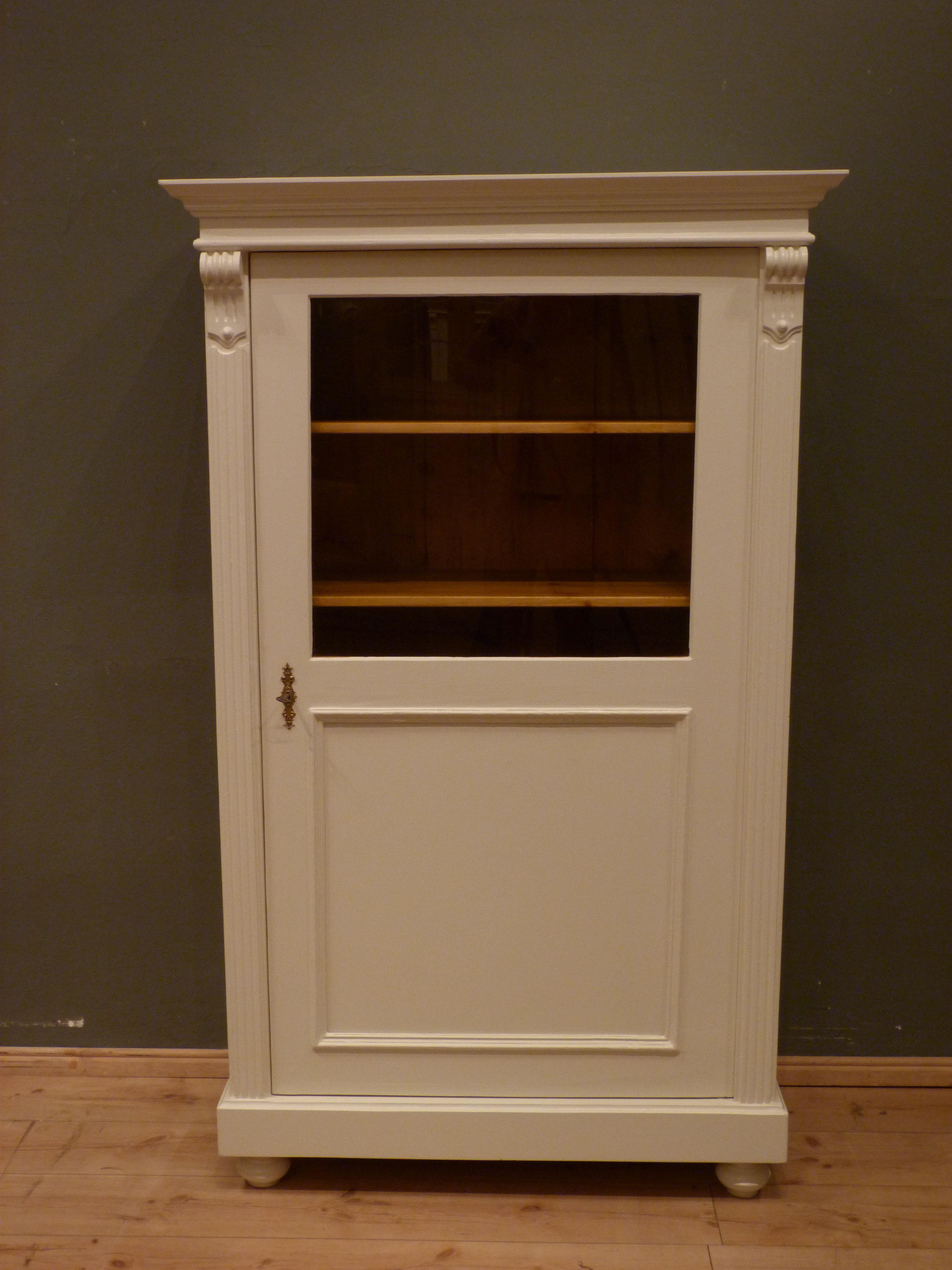 gr nderzeit geschirrschrank fichte um 1880 antike m bel antique furniture geschirrschrank. Black Bedroom Furniture Sets. Home Design Ideas