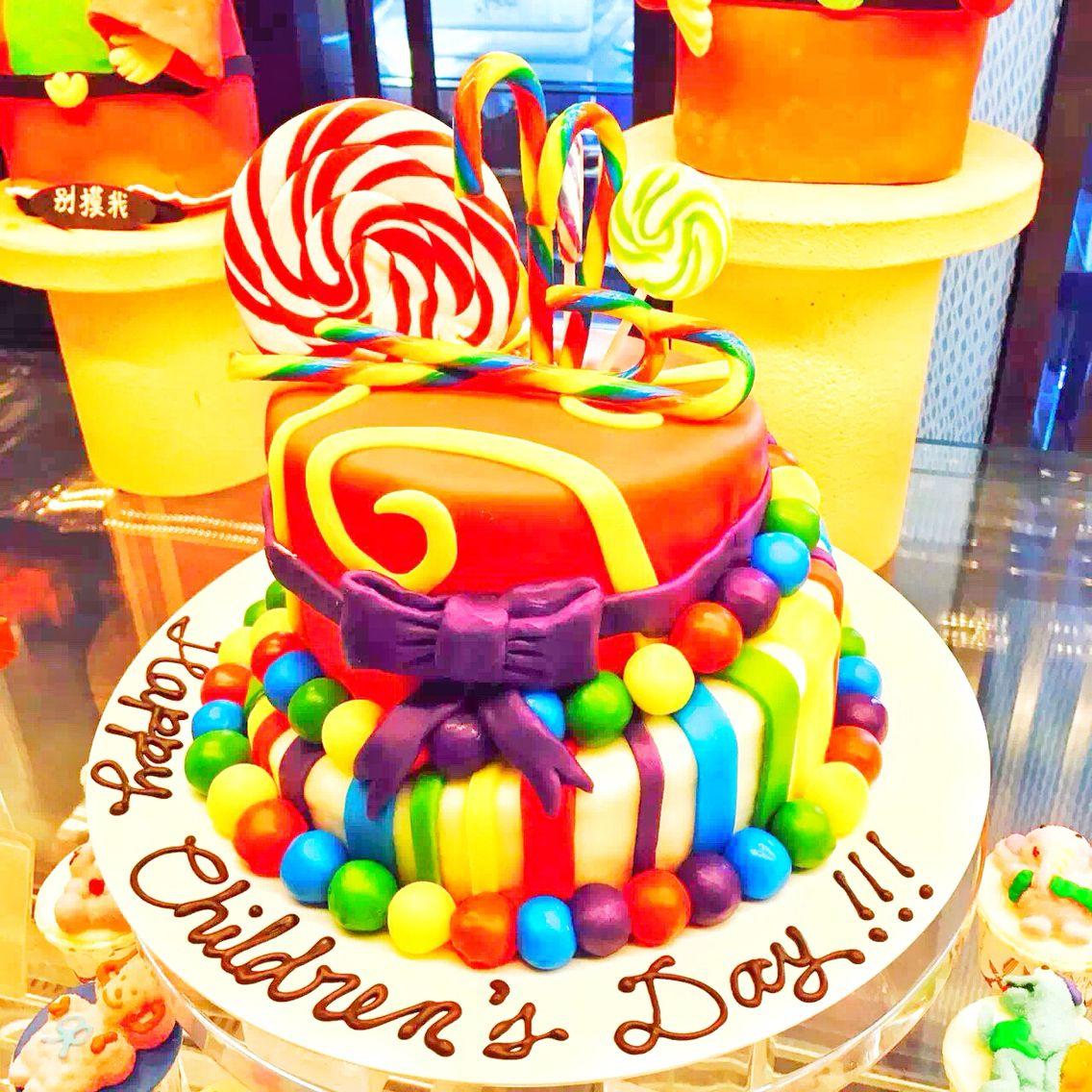 pasteles del día del niño