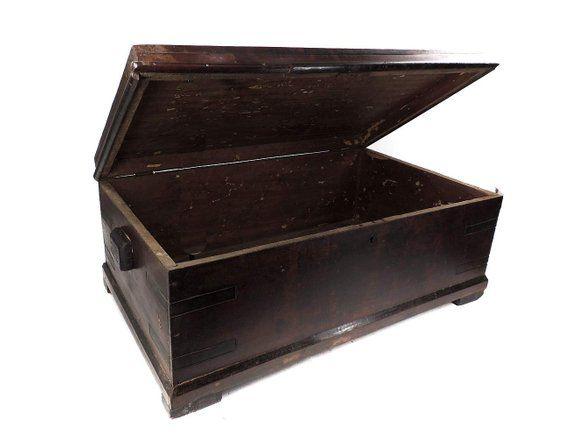 Asante Chest Trunk Furniture African Art 124219 Trunk Furniture