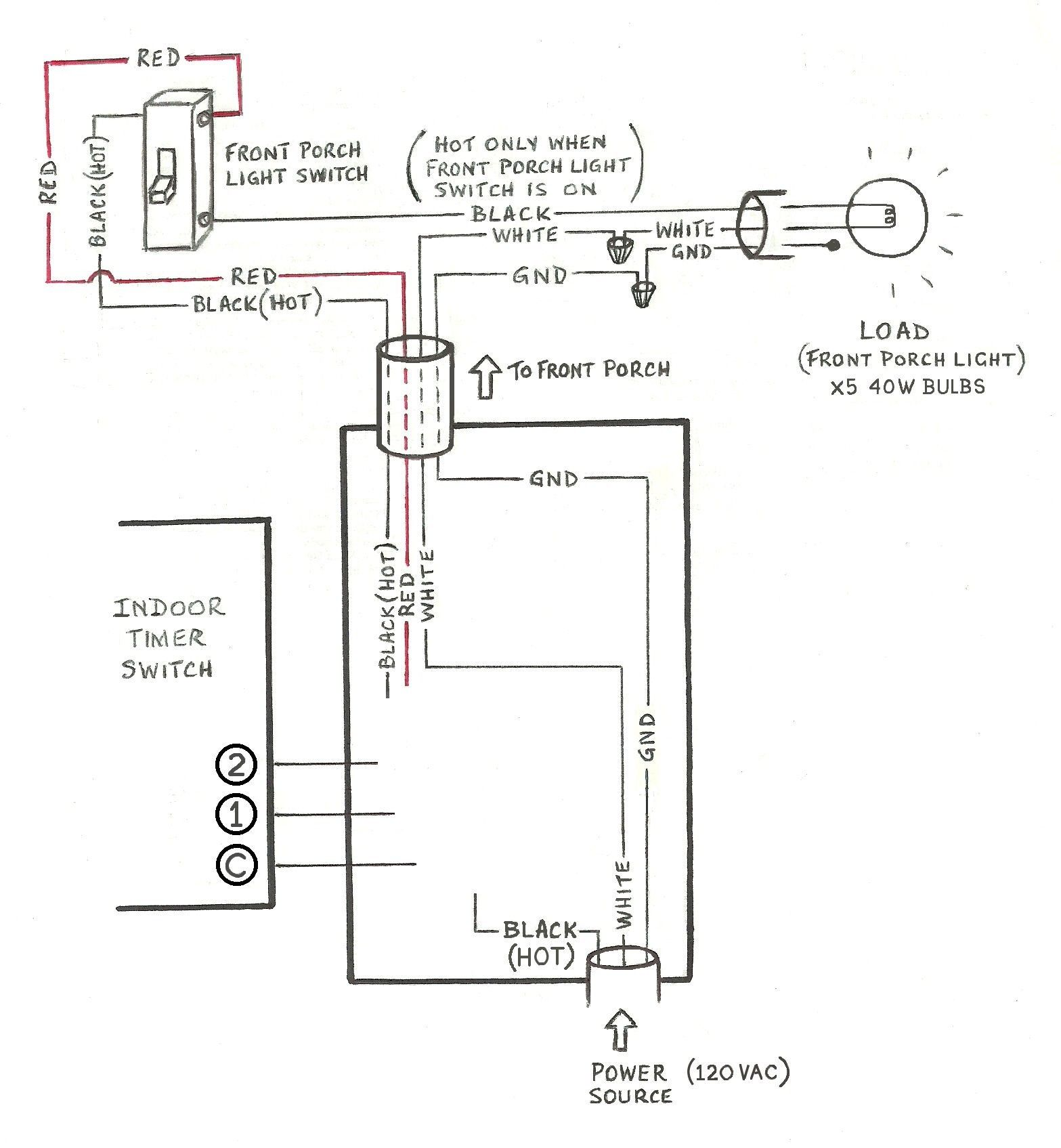 Leviton Switch Wiring Diagram Awesome in 2020 Light