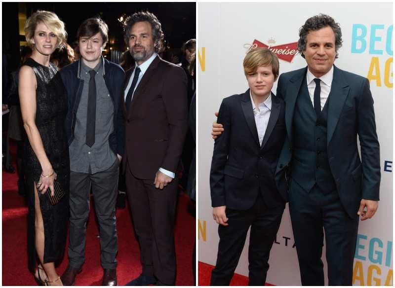 Meet the family of Mark Ruffalo. Marvel's superhero Incredible Hulk - BHW | Mark ruffalo. Mark ruffalo kids. The incredibles
