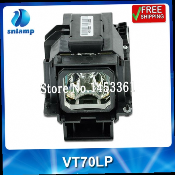 46.82$  Buy here - http://alimr6.worldwells.pw/go.php?t=32231934891 - Cheap compatible projector lamp bulb VT70LP for VT37 VT47 VT570 VT575