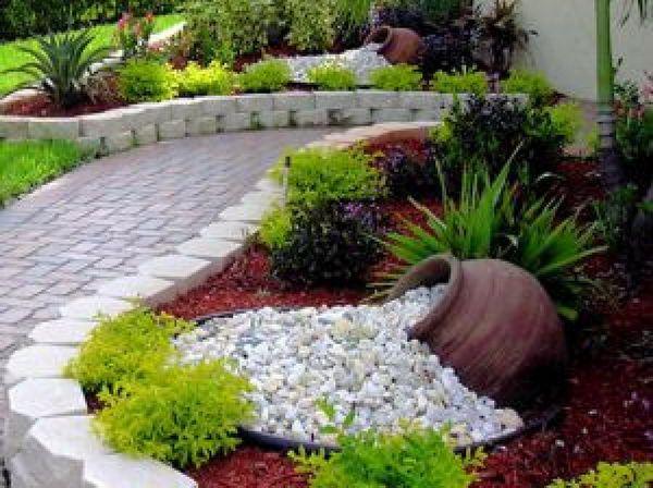 Photo of 30+ coole Ideen für die Dekoration Ihres Hauses mit weißem Kies – Diyselbermachen – Garten Ideen