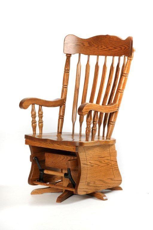 Amish Swivel Glider Rocker Glider Rocker Swivel Glider Amish Rocking Chairs