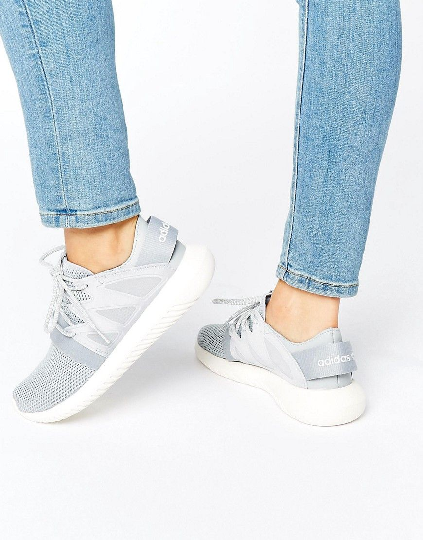 Adidas Formateurs Tubulaires - Gris mDzDKyQF