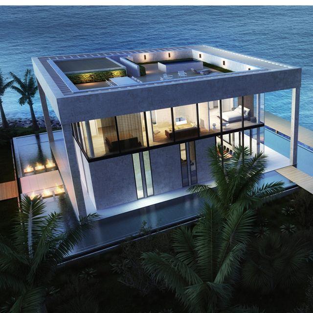 Scret Home House Luxury: Nurai Island Private Residences @ Abu Dhabi In 2019