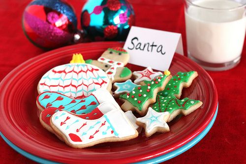 Roll-Out Sugar Cookies Sweet Tooth Recipes Pinterest Sugar