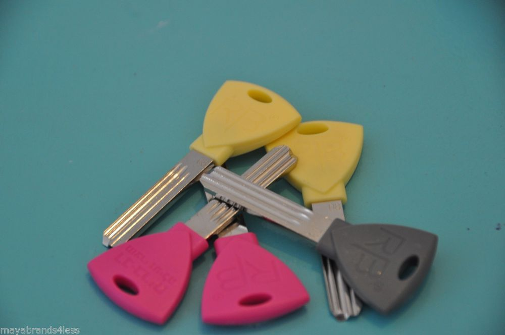 Mul-t-lock style CLASSIC 08 Key Cut to Code Number for Multi Lock KEY BLANKS  #RavBariach