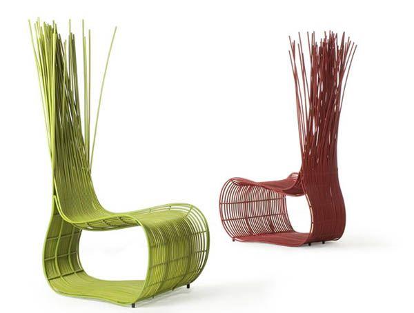 Die außergewöhnlichen Designer Gartenmöbel von Kenneth Cobonpue - Balou Rattan Mobel Kenneth Cobonpue
