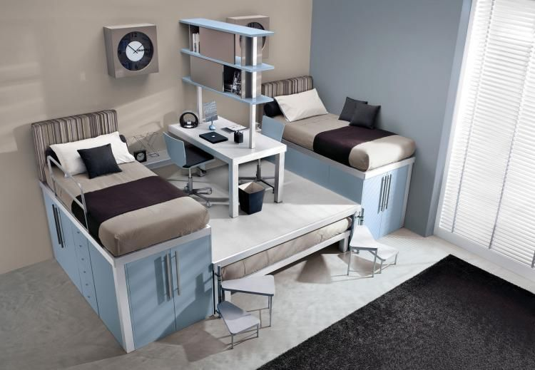 This Company Makes Amazing Modern Custom Loft Bedroom Configurations In 2020 Cool Bunk Beds Furniture For Small Spaces Bunk Bed Designs