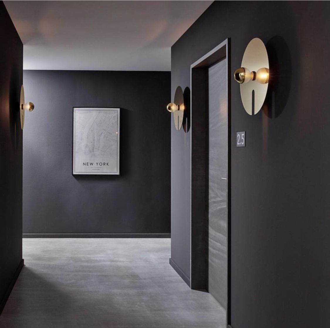 Mirror Wall Light Wever Ducre From Est Lighting