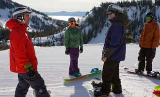 Alpine Meadows was founded in 1961 by a group of avid skiers from San Francisco who discovered the potential at Alpine Meadows while skiing at neighboring Squaw Valley.