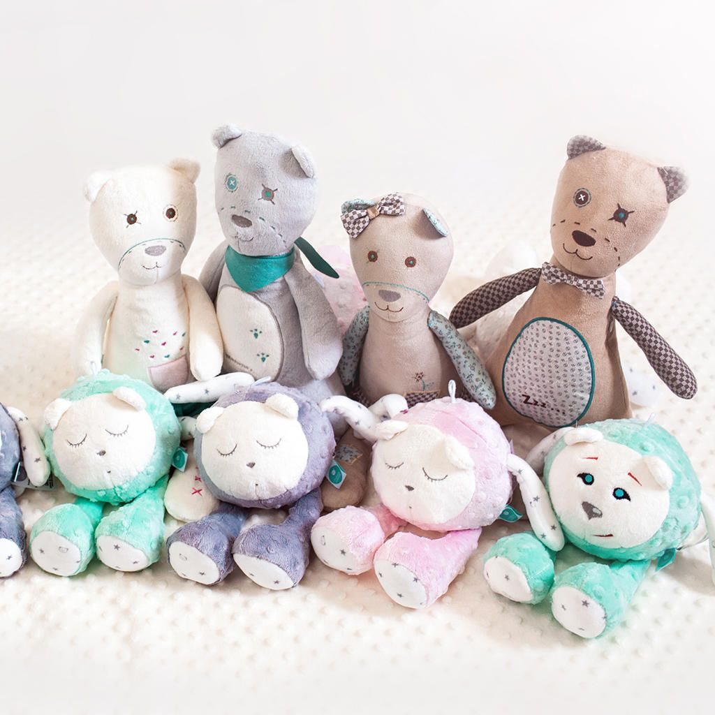 Myhummy White Noise Toys Are A Unique Bunch Playful