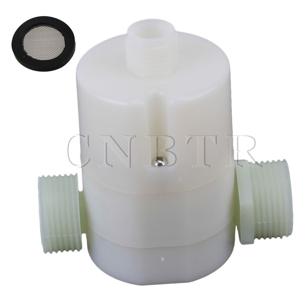 Cnbtr 1 Abs Plastic Automatic Water Level Control Valve Exterior