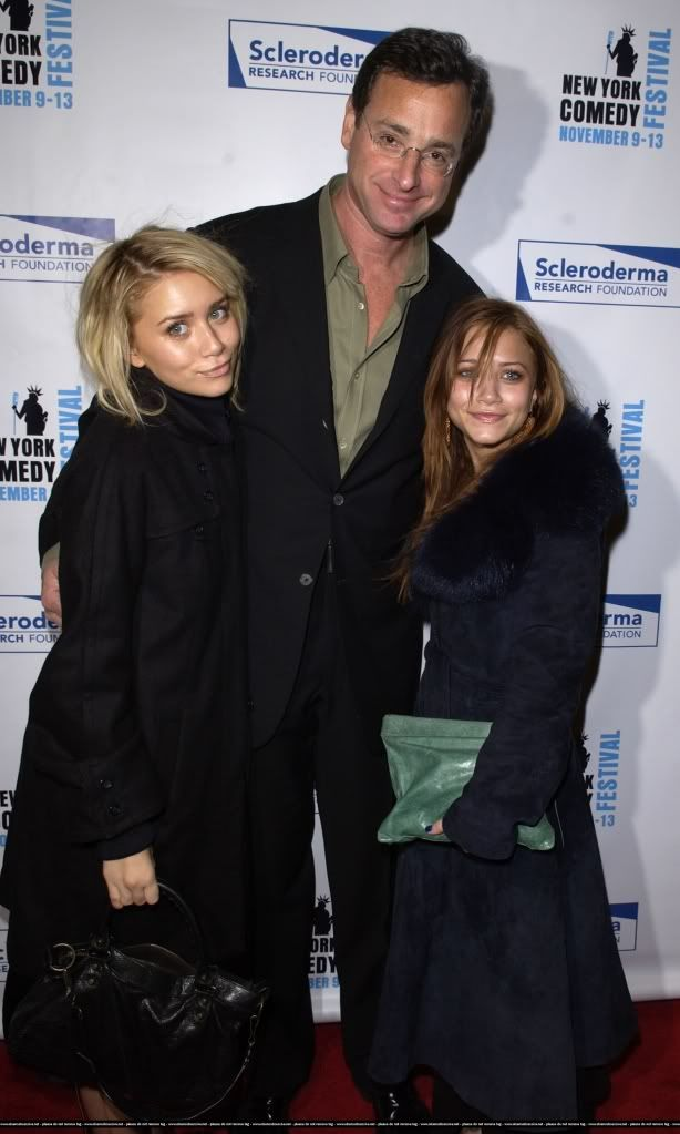 Mary Kate Olsen Ashley Olsen Bob Saget Con Imagenes