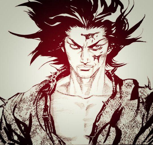 "1k Manga Mangacap Samurai Vagabond Musashi Miyamoto: ""I Will Be Invincible Under The Sun"""