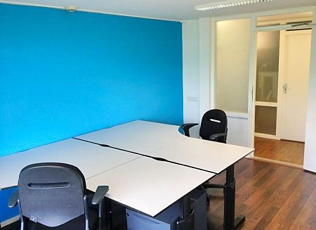Kantoor En Meer : Kantoor nova office steenbergen blue office verhuurd