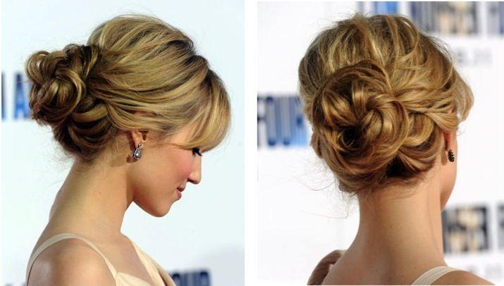 Guest Hair, Hair Dos, Wedding Hair, Doos Hair, Low Bun
