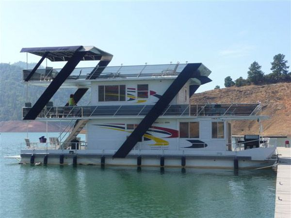 Shasta Lake Houseboat Sales Houseboats for Sale solar inverter