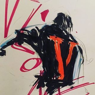 'VLONE' By jun.inagawa Art, Rapper art, Classic art