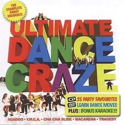#Various artists : ultimate dance #craze: +dvd #(2cds) (2005),  View more on the LINK: http://www.zeppy.io/product/gb/2/381671061984/