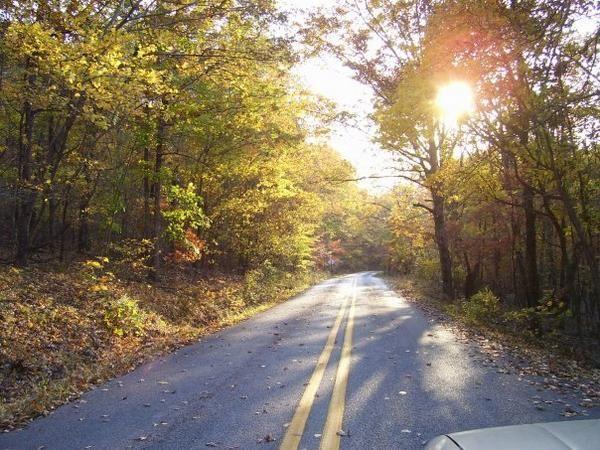 take the backroads