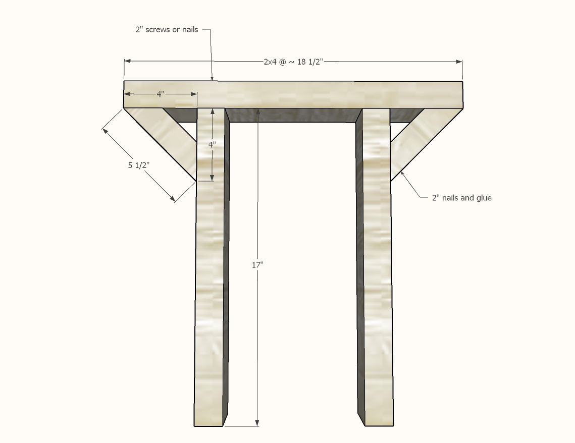16++ Ana white modern farmhouse coffee table most popular