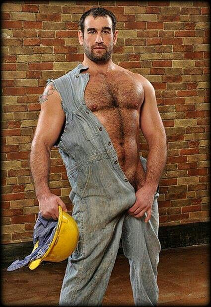 sexy working men