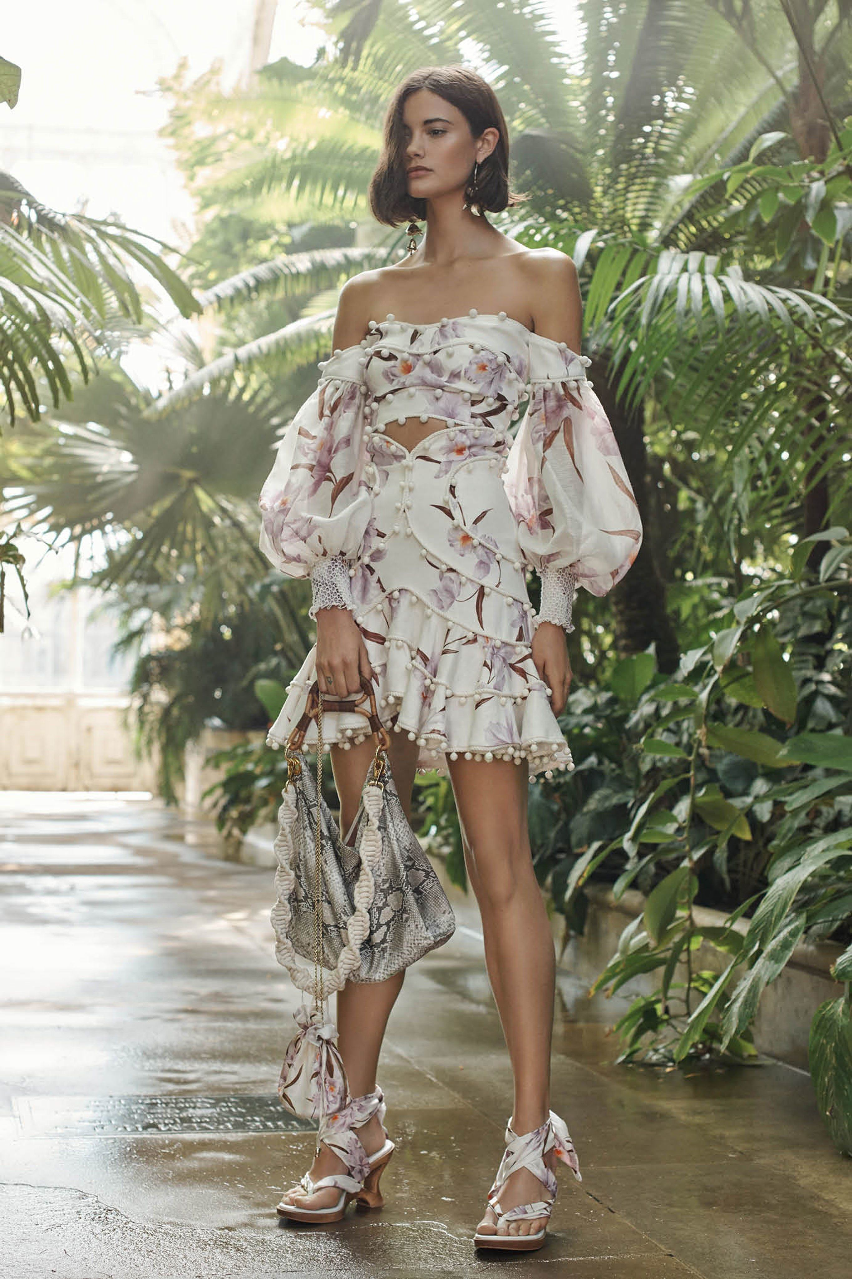 Zimmermann resort fashion show rtw resort pinterest