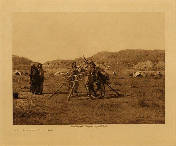 Native American Tribe Cheyenne II | Native American Encyclopedia