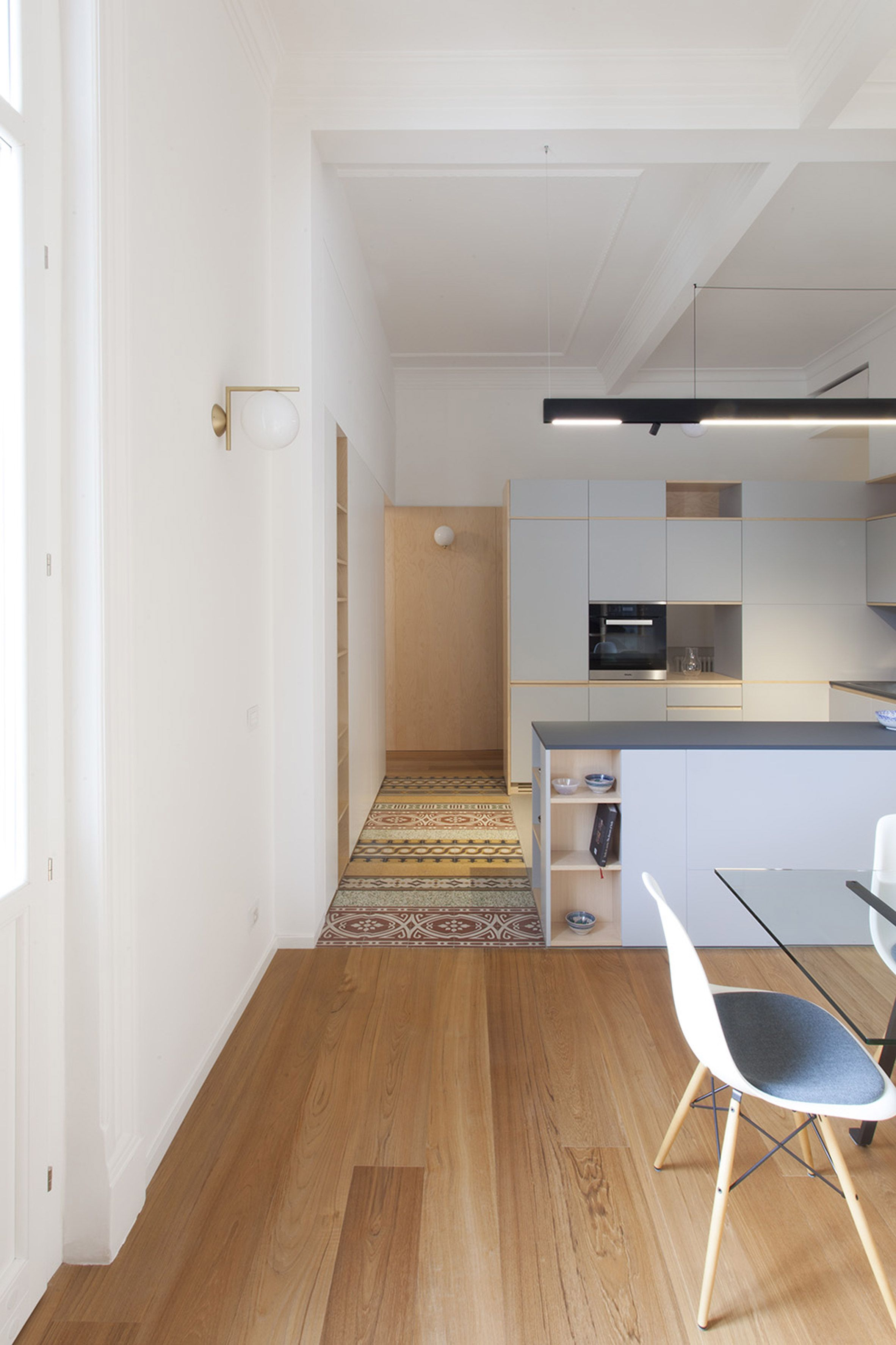 Arredamento Moderno Palermo apartment renovation in palermo by pietro airoldi studio