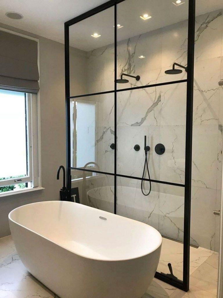 56 Gorgeous Master Bathroom Design Ideas That Make You Happy 50 Fieltro Net Bathroom Style Small Bathroom Styles Bathroom Interior
