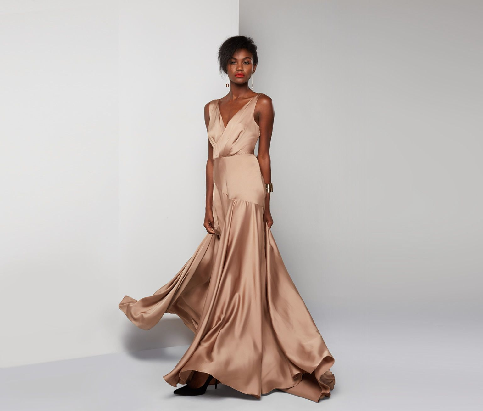 Design your own wedding dress near me  Fame  Partners Escala  Made to fit  customizable  Ivy