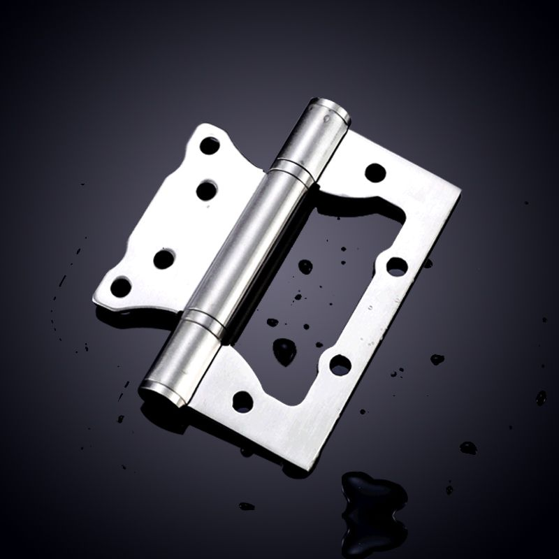 4 Inch Stainless Steel Hinge Bbutterfly Style Solazyme Hinges Silent Bearing Mute Door Hinges With Images Stainless Steel Hinges Door Hinges Hinges