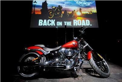 With Beer Deal, Harley-Davidson Rides The High Life | I Love Harley Bikes