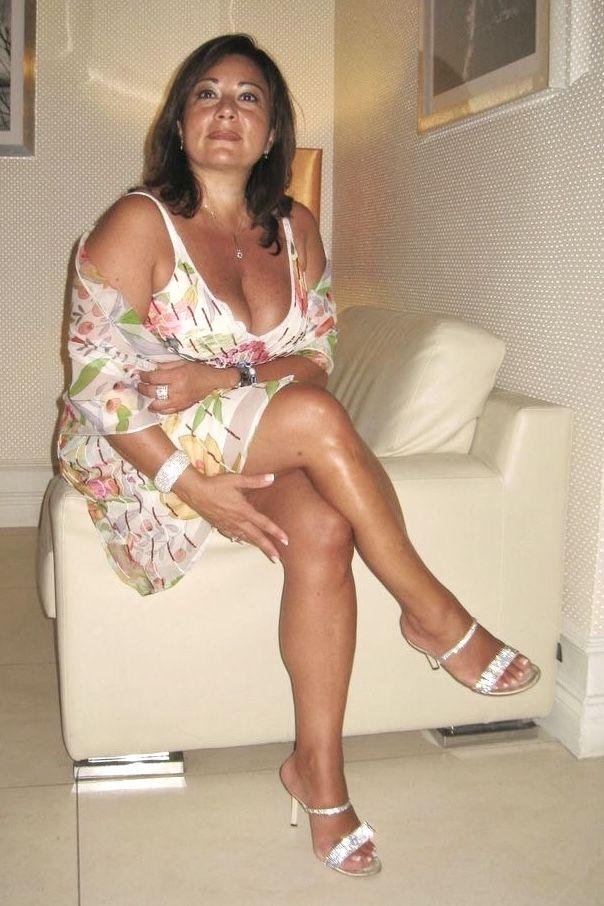 Reife Frauen über 50