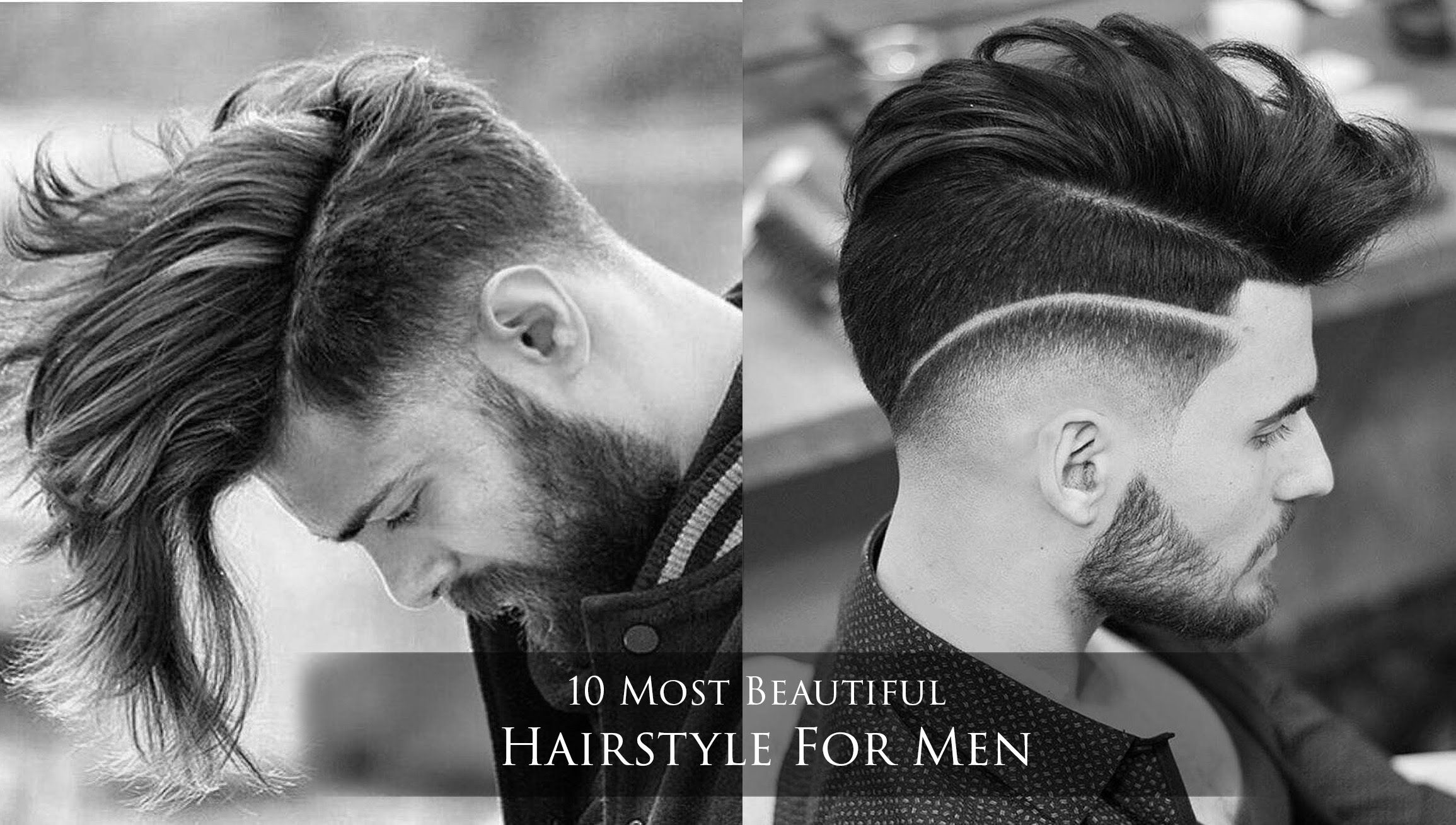 10 Most Beautiful Hairstyle For Men 2016