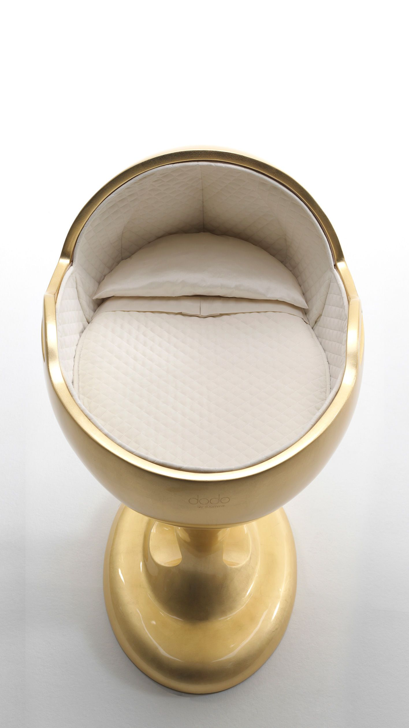 Dodo Bassinet Gold Edition Expensive Baby Gifts Luxury Baby