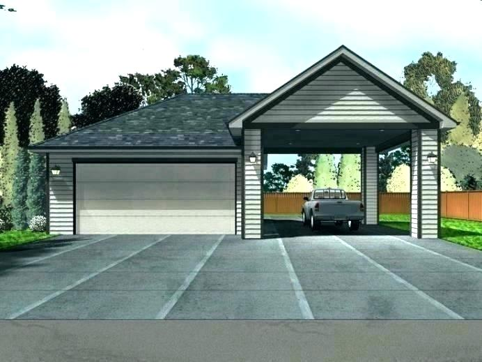 metal garages carports pole barns garage with carport