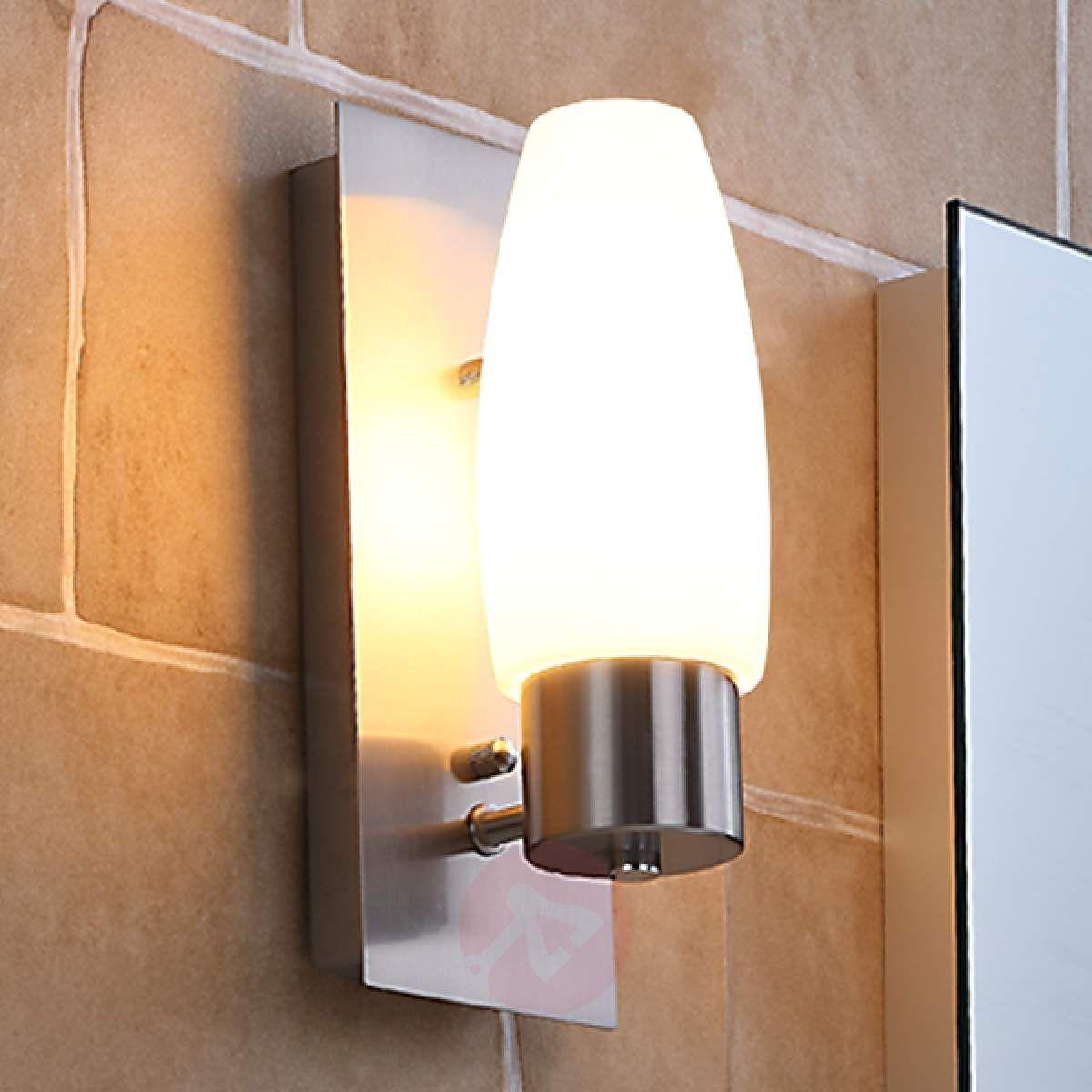 Wie zu bauen Badezimmer Lampen Foto und Tipps