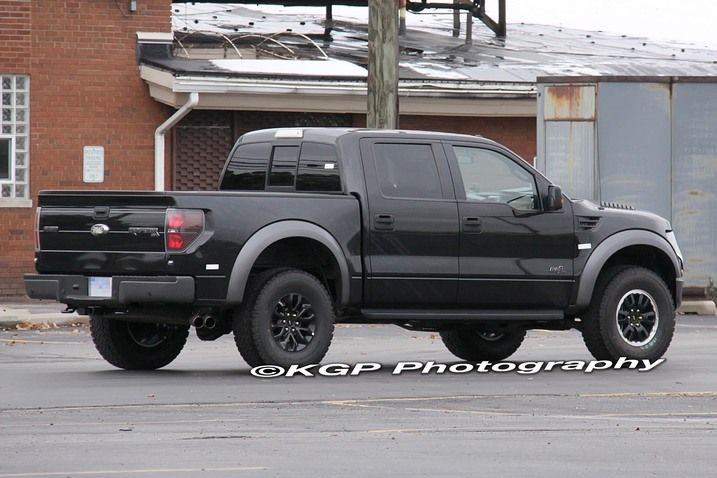 the ford svt raptor truck series extra-wide stance, specially