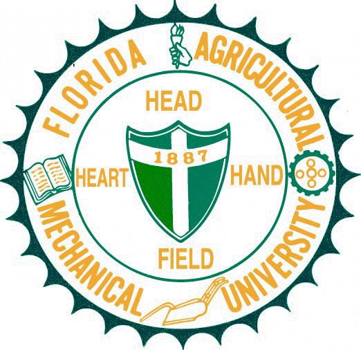 Florida A University Famu Florida College Logo