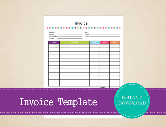 Best 25 Printable Invoice Ideas On Pinterest Names Of
