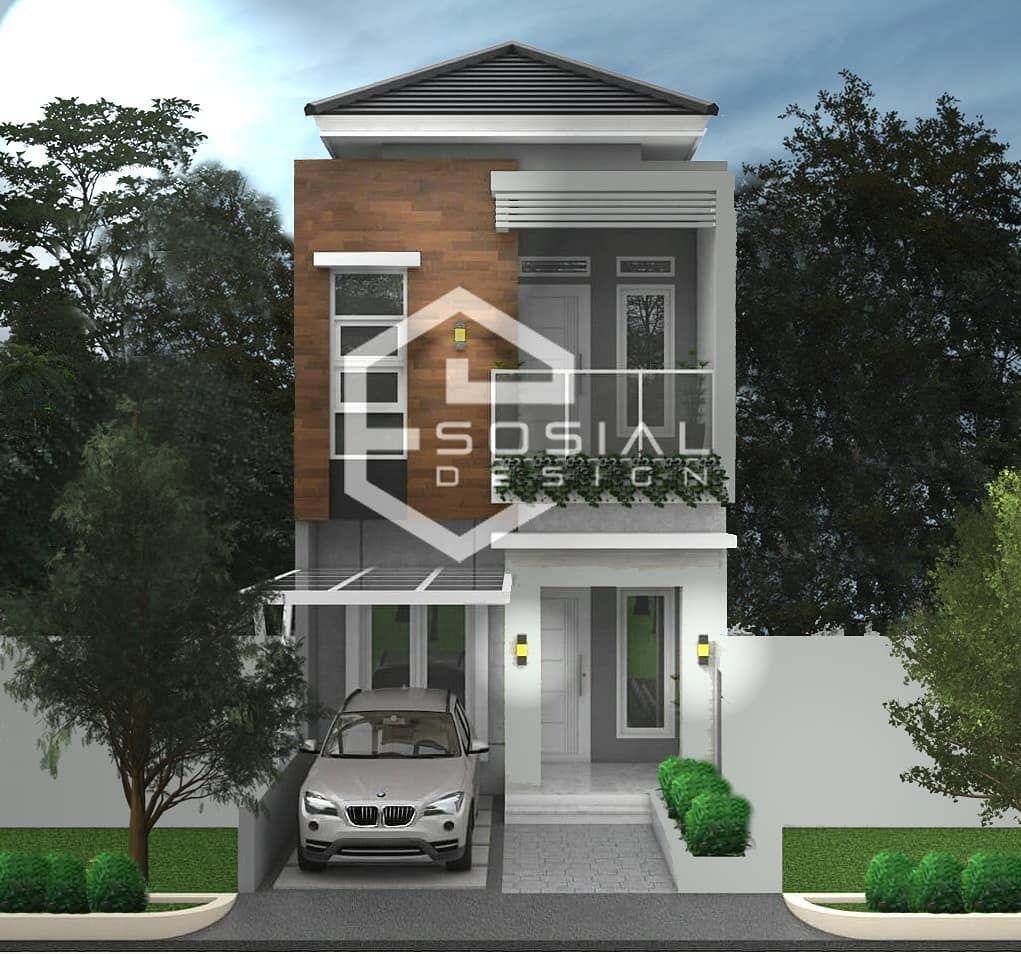 Paket Jasa Desain Arsitek: JASA DESAIN RUMAH MEWAH MINIMALS Di 2020