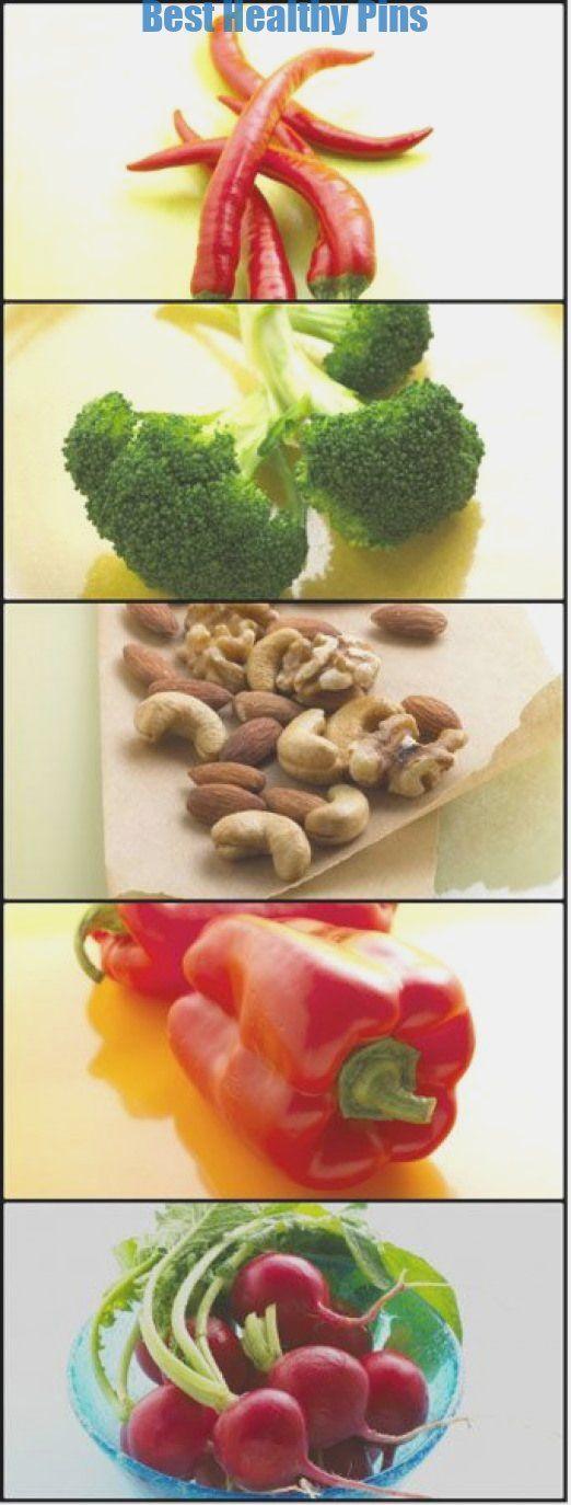 Lebensmittel, die den Stoffwechsel steigern #..