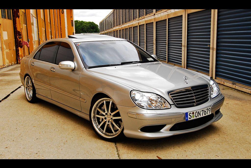 MercedesBenz S600 W220 V12 JL Car Collection Benz
