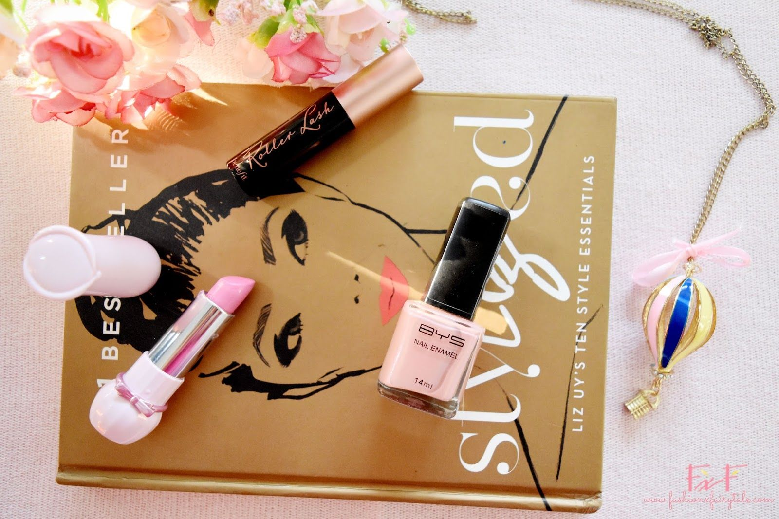 Baby Bloom | On My Nails - Fashion Fairytale | A Tale of Fashion & Beauty Blog