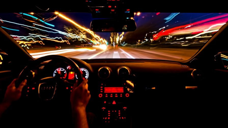 Audi A3 Interior Night Hd Wallpapers Download Hd Wallpapers