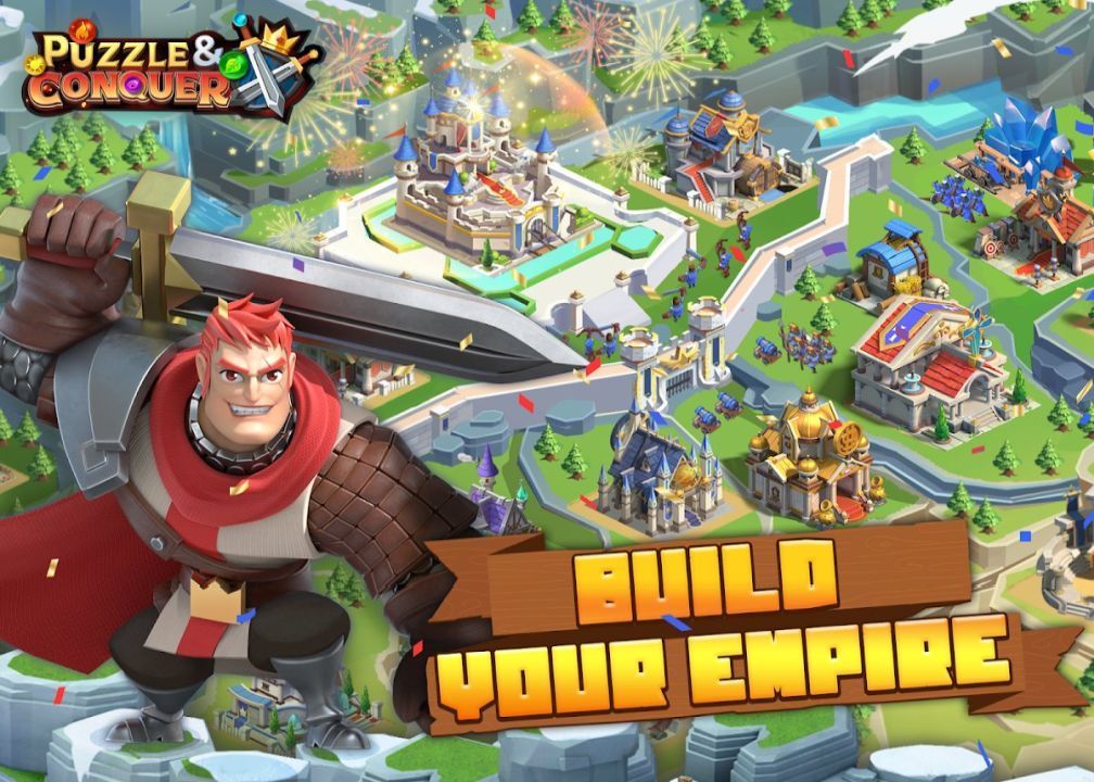 Puzzle and Conquer God Mod Download APK in 2019 Best